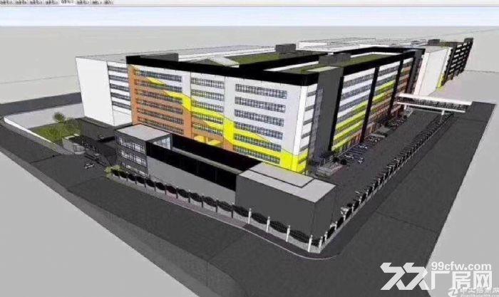 西丽白芒关口附近1~6层5万平500平起分租厂房出租-图(1)