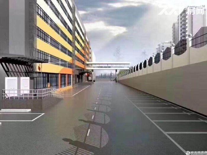 西丽白芒关口附近1~6层5万平500平起分租厂房出租-图(2)