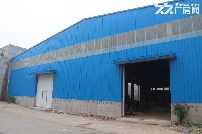 河南省鹤壁市大型新建厂房车间出租有行吊变压器可办环评-图(1)