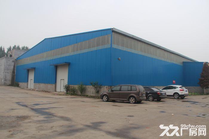 河南省鹤壁市大型新建厂房车间出租有行吊变压器可办环评-图(2)
