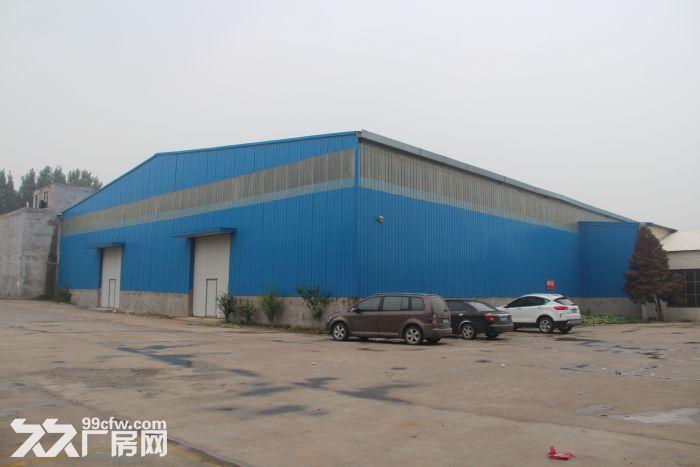 河南省鹤壁市大型新建厂房车间出租有行吊变压器可办环评-图(3)