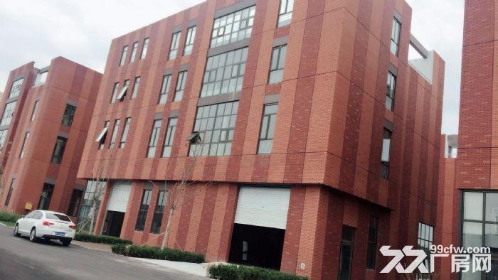 高碑店和谷科技小镇花园独栋产业转移承接-图(2)