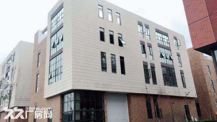高碑店和谷科技小镇花园独栋产业转移承接-图(3)