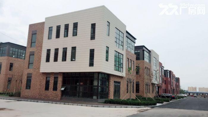 高碑店和谷科技小镇花园独栋产业转移承接-图(5)
