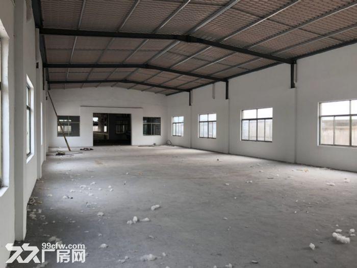 淮安市流均镇出租或出售3184m²厂房-图(1)