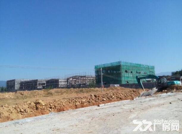 惠州惠阳区出售500亩国有工业土地可分块出售可订建厂房-图(1)