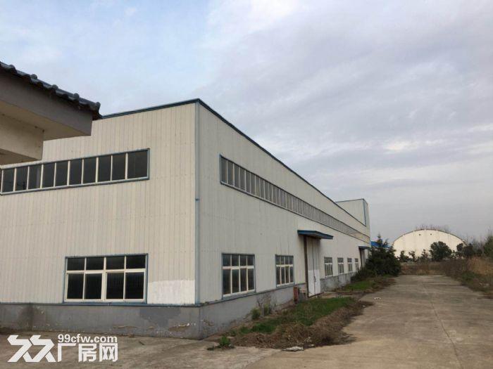 出售全椒20亩工业用地厂房,可加盖2栋标准厂房-图(1)