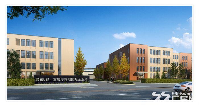 大学城标准厂房,靠近广达、英业达、高速口、轻轨站-图(1)