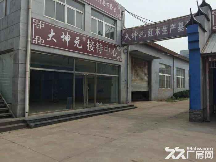 独立工厂出租。火炬路边181号-图(5)