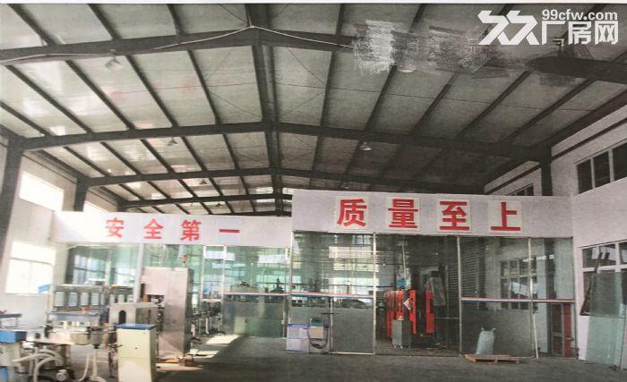 盱眙县盱城镇工业集中区厂房诚意出售靠近高速入口-图(1)