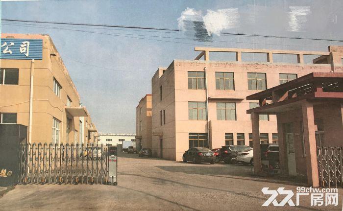 盱眙县盱城镇工业集中区厂房诚意出售靠近高速入口-图(2)