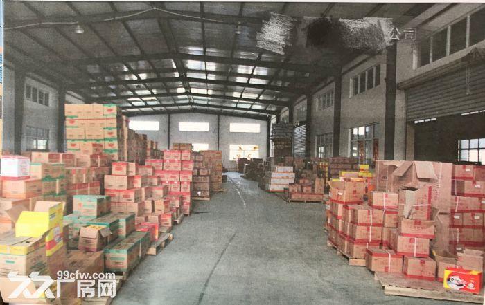 盱眙县盱城镇工业集中区厂房诚意出售靠近高速入口-图(3)