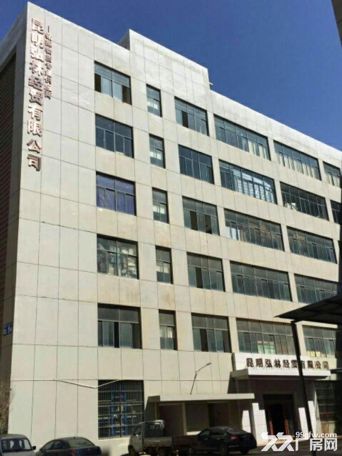 呈贡中豪新册产业园区C区1栋共3层每层1300平方米非中介-图(1)