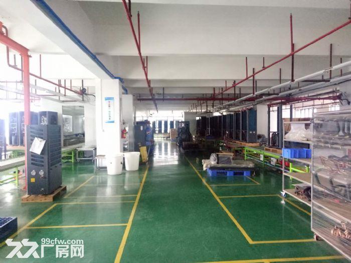 萝岗产业园区稀有独栋单层厂房出售可各付个税红本在手-图(3)