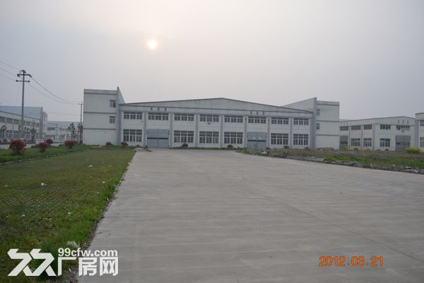 泰州市海陵工业园区共建区20000平米标准厂房招租-图(4)