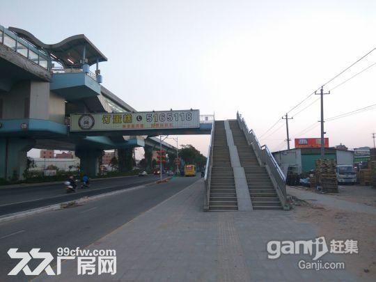 最便宜11元,BRT出口,地下室1700平厂房-图(2)