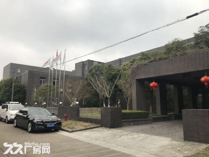 松江九亭104板块占地11亩独门独院厂房出售-图(1)