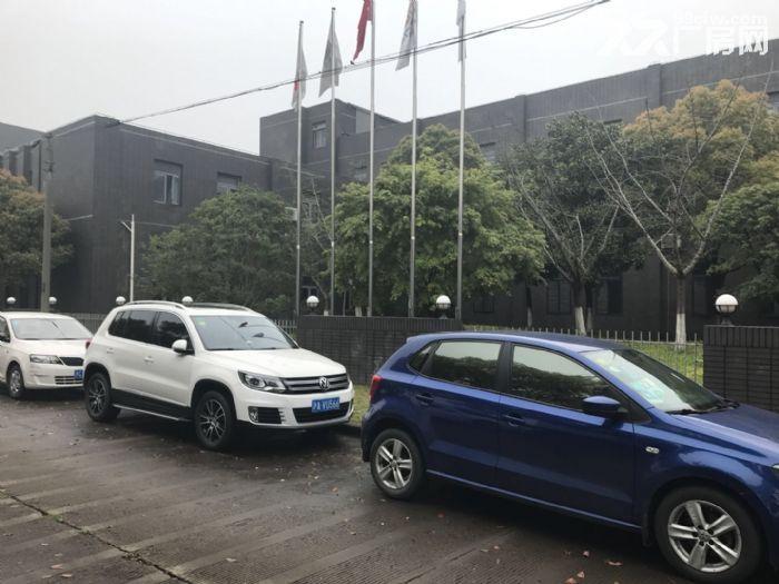 松江九亭104板块占地11亩独门独院厂房出售-图(6)