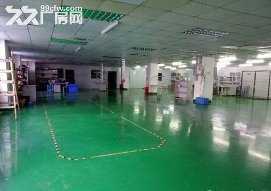 长安新出带装修760平无尘车间厂房招租-图(1)