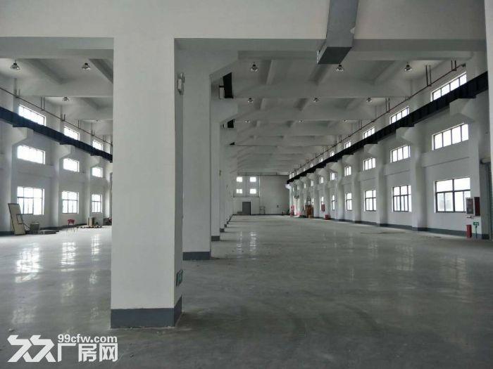 吴中胥口独栋单层3000平米机械标准厂房出租-图(2)