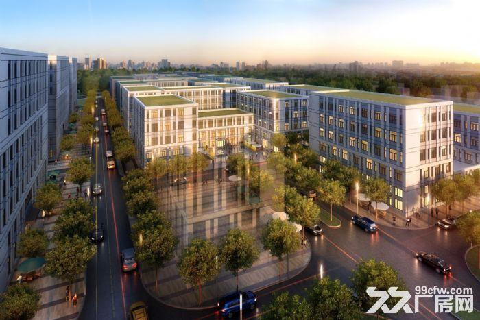 国家级开发区园中园项目,联东U谷项目,销售项目有独立产权-图(3)