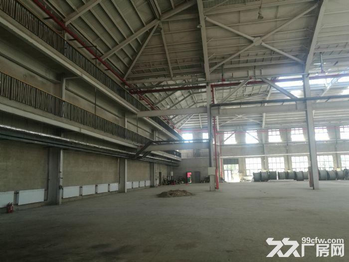 能进大货车独立仓储库超低价出租可做任何仓储使用有办公和宿舍-图(3)