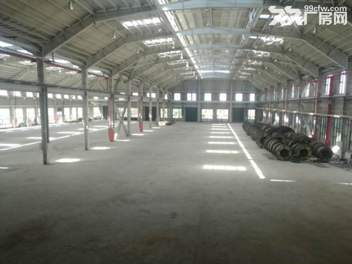 能进大货车独立仓储库超低价出租可做任何仓储使用有办公和宿舍-图(5)