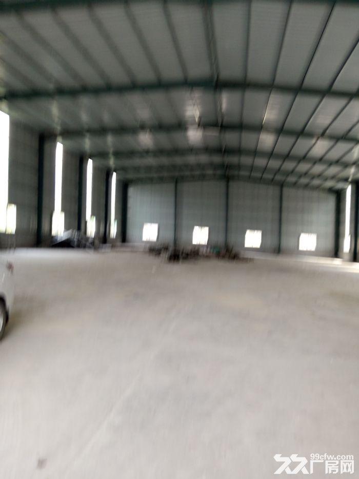 同安凤南工业区钢构厂房1500平-图(1)