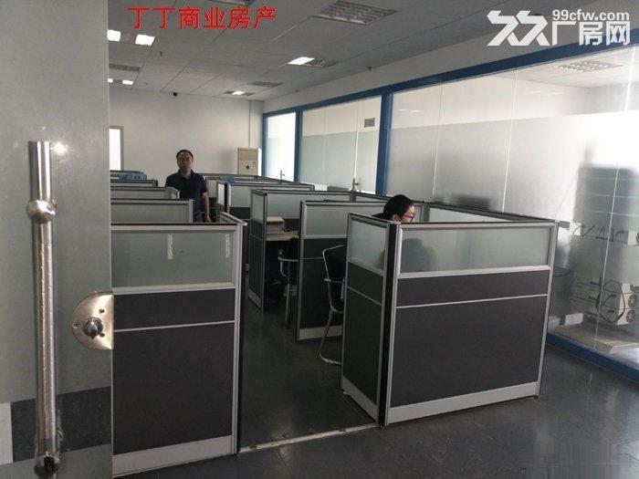西高新高新新型工业园地铁沿线精装电子厂房564平米-图(5)
