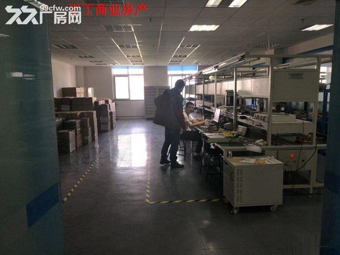 西高新高新新型工业园地铁沿线精装电子厂房564平米-图(7)
