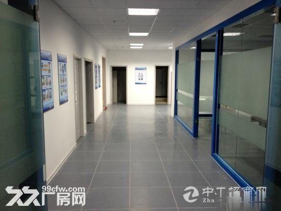 西高新高新新型工业园地铁沿线精装电子厂房564平米-图(8)