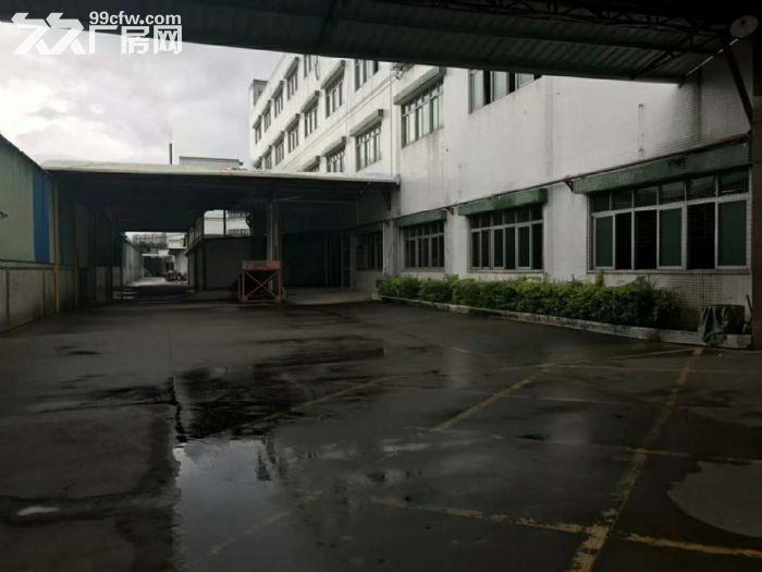 三乡平东空出独门独院标准厂房7200方,现成宿舍办公楼-图(1)