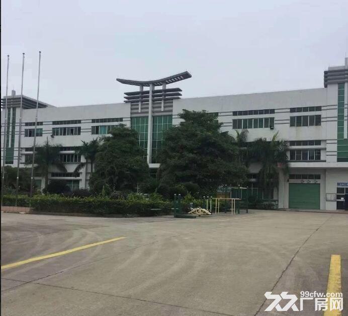 塘厦花园厂房靠近深圳5000独院招租可分组-图(5)