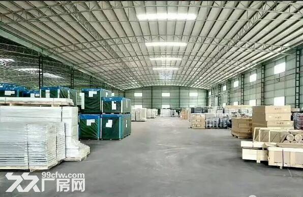 塘厦镇石鼓四街钢构厂房3500平,外观形象佳-图(1)