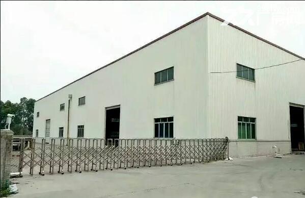 塘厦镇石鼓四街钢构厂房3500平,外观形象佳-图(2)