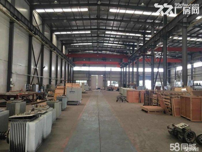 德清新市4500方单层厂房出租层高12米可装行车-图(1)