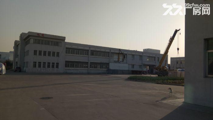 黄岛区2222平方米、3150平方米(园区二楼)、5000平方米(独院)厂房出租-图(2)