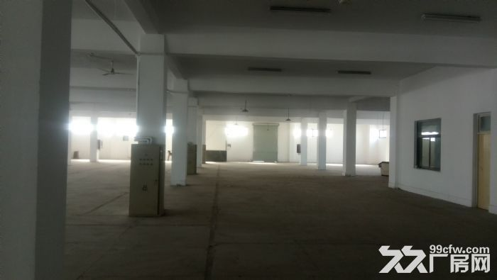 黄岛区2222平方米、3150平方米(园区二楼)、5000平方米(独院)厂房出租-图(3)