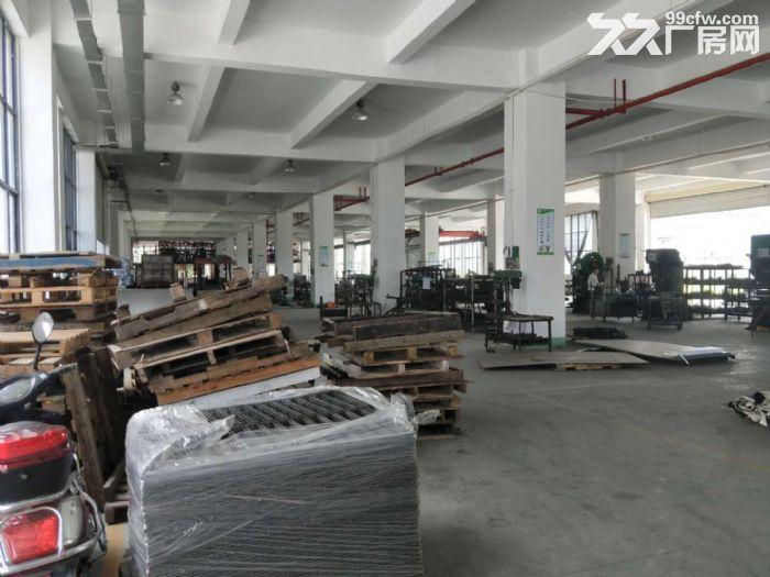 巷北工业区标准厂房火热招租,1楼二楼每层1600平,-图(1)