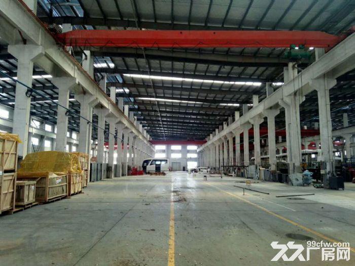 江阴独门独院35500平方全单层厂房带行车32吨-图(2)