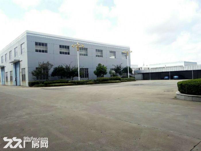 江阴独门独院35500平方全单层厂房带行车32吨-图(1)