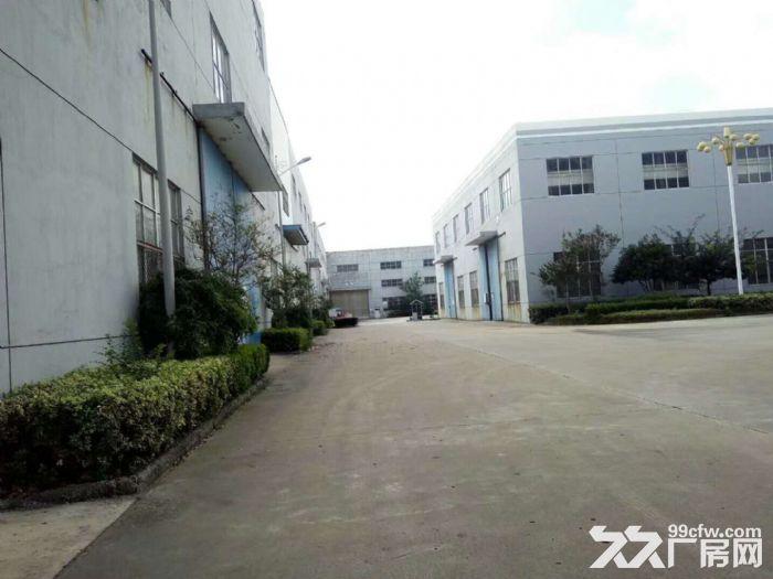 江阴独门独院35500平方全单层厂房带行车32吨-图(3)