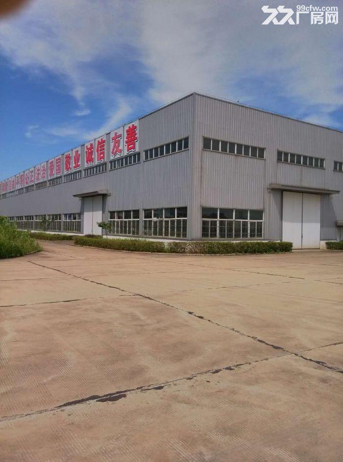 大型标准化的钢构厂房-图(1)