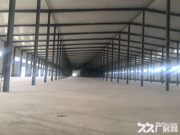 正规高台库总面积32000平米,5000平起租不拆,可註册-图(5)