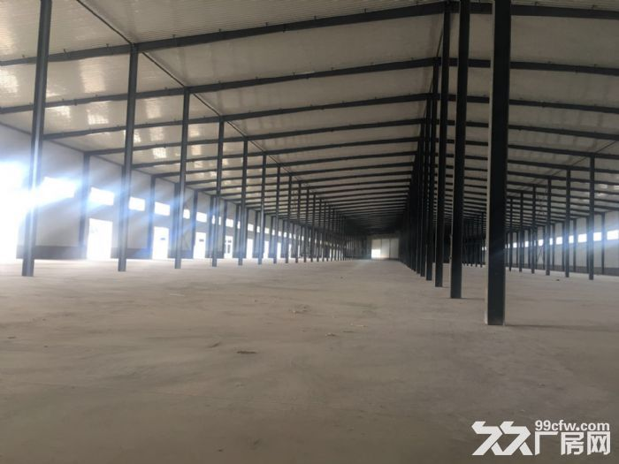 正规高台库总面积32000平米,5000平起租不拆,可註册-图(6)