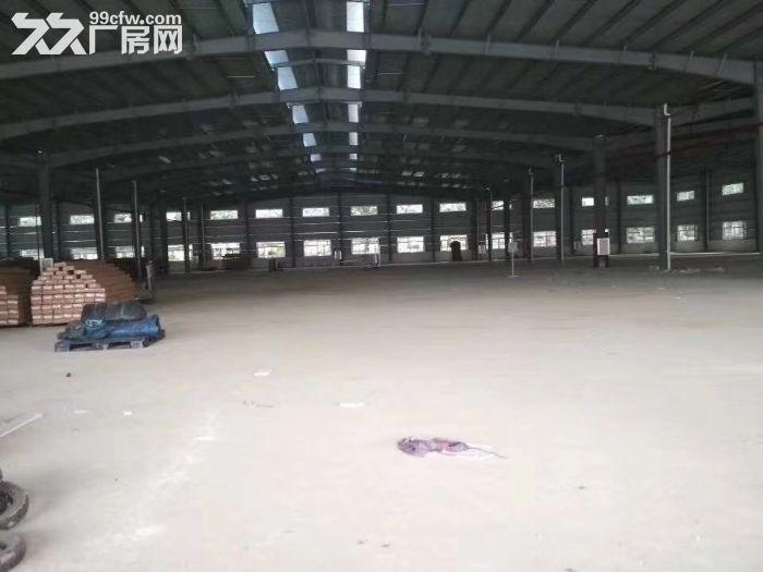 东升镇高沙8米高标准星棚3880方现成装修-图(2)