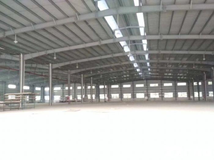 东升镇高沙8米高标准星棚3880方现成装修-图(1)
