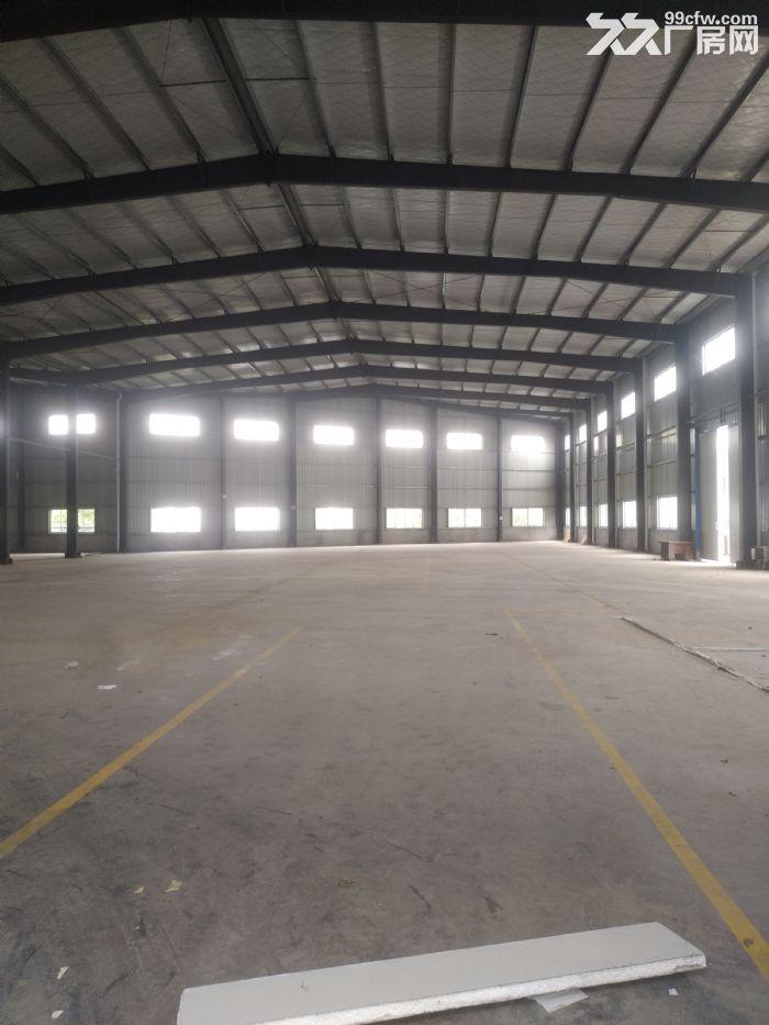 汽车南站钢材市场标准钢结构厂房带行车专变急租-图(1)