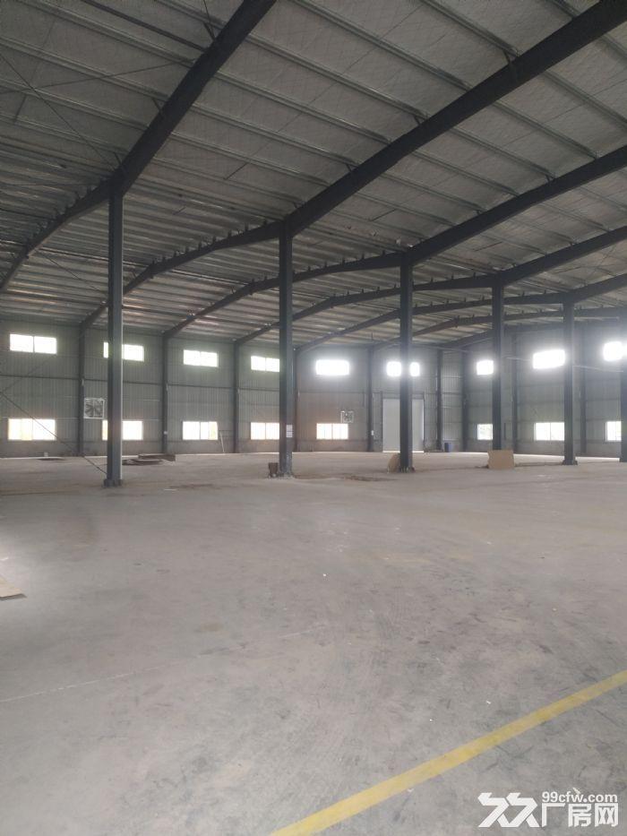汽车南站钢材市场标准钢结构厂房带行车专变急租-图(2)