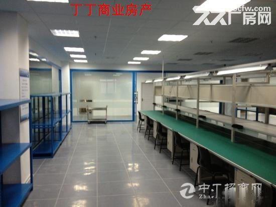 西高新新型工业园地铁沿线精装电子厂房564平米-图(1)